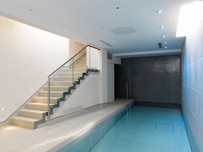 Subterranean Swimming Pool Kensington